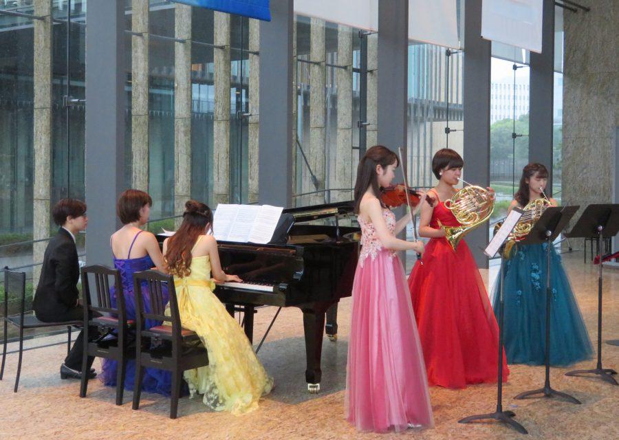 令和元年度:美術館コンサート1